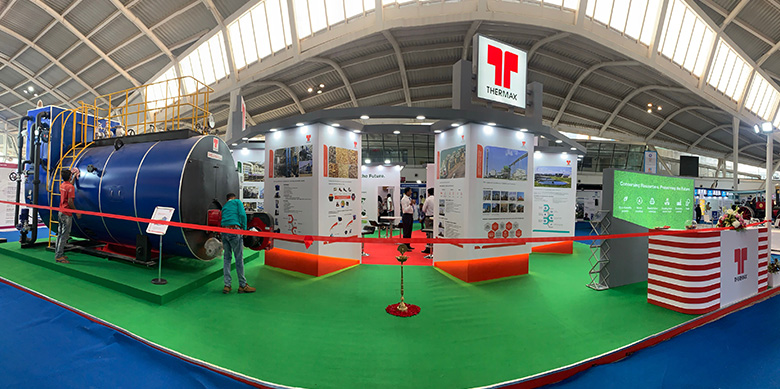 Thermax displays its edge in technology and sustainability at Boiler India 2020